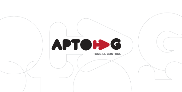 Aptotag Technology Logo Design