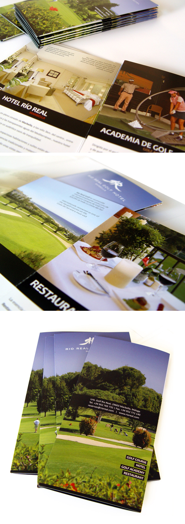 Rio Real Golf Hotel Brochure