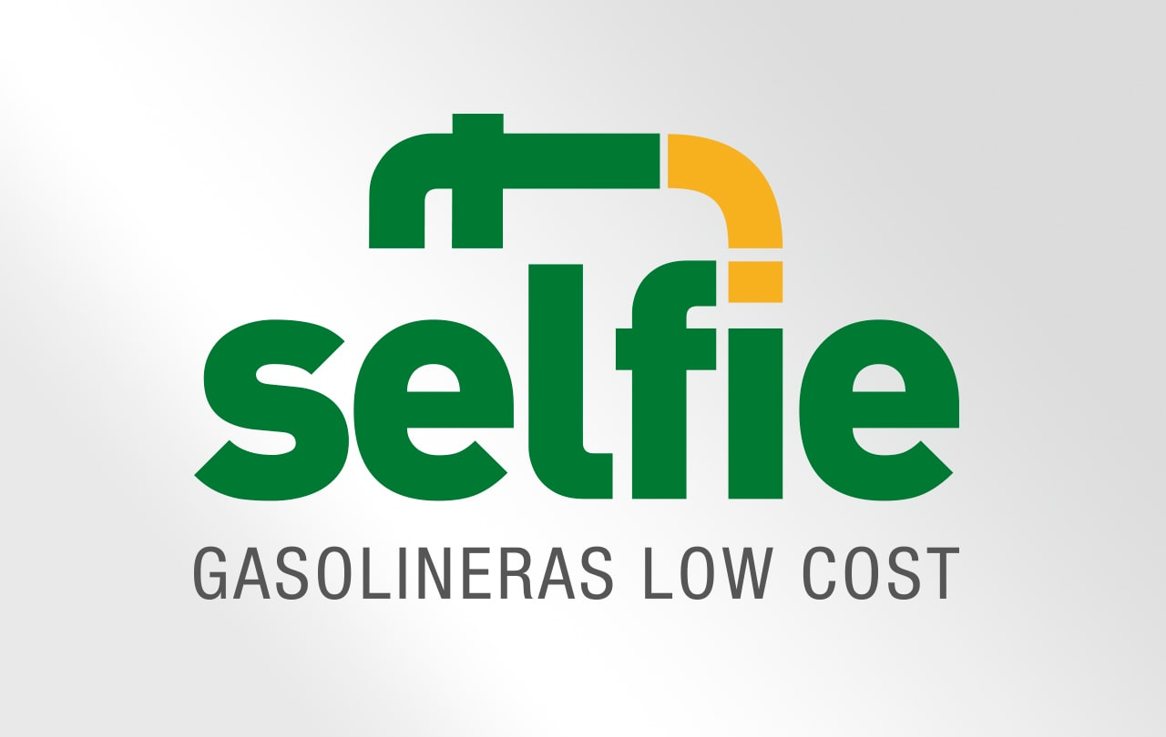 Naming And Logo Design For Selfie Low Cost Gas Stations